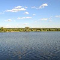 Озеро :: Оксана Крючкова