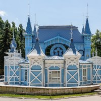 Лермонтовская галерея. Вид сбоку :: Николай Николенко