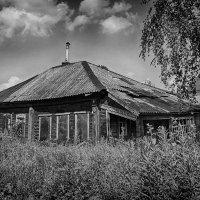 Покинутый дом.... :: марк