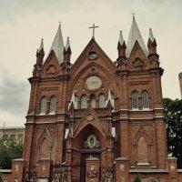 Католический костел :: Stasya Cherepanova