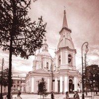 беседа :: Евгений Никифоров