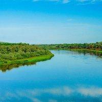 «Река, что течет сквозь сердце» ... :: Elena Izotova