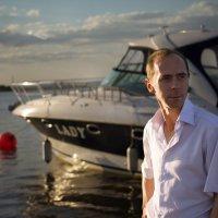 Фотка с яхтой :: Михаил Любимов
