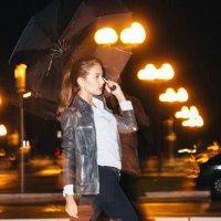 Summer , July , lights, night, fashion ... :: Сергей Саврасов