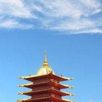 Пагода :: Юрий Гайворонский