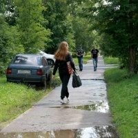 После дождичка в четверг. :: Александр Кемпанен