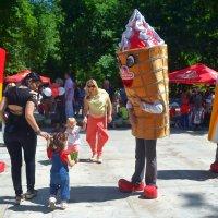 Праздник мороженого в Киеве :: Ростислав