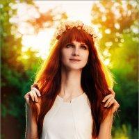 Солнечная (Sunny Girl) :: Евгений Карпов