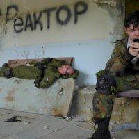 после боя :: Алексеева Елена