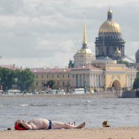 Из серии Sons of a beach. :: Николай Куле