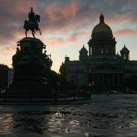 После дождя :: Елена Жукова