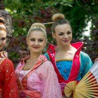 Китайские церемонии. :: Андрей Печерский