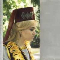Великолепный век :: Анастасия Скляр