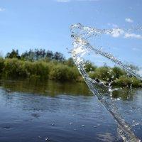 Лето, вода :: Сергей Elf N