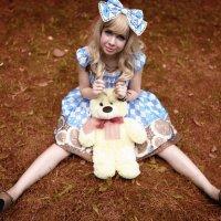 Взрослая кукла :: Павел Максимов