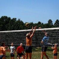 Пляжный волейбол Фото№3 :: Владимир Бровко
