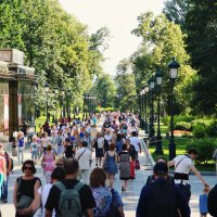 dВ Александровском саду :: Tatyana Belova