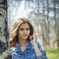 Весенний портрет :: Ринат Хабибулин