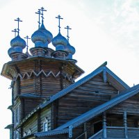 Кижи :: Nikolay Monahov