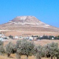 Гора Ирадион :: Герович Лилия
