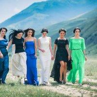 мы вместе :: Батик Табуев