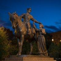 Памятник Российскому казачеству :: Андрей Мохов
