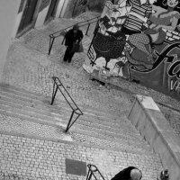 Лестницы и перила :: Соня Аитова
