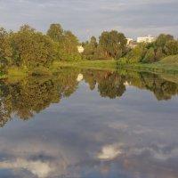Река Тихвинка. :: Ирина Нафаня