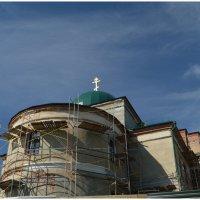 восстановления храма. :: владимир ковалев