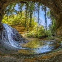 Шакуранский водопад (средний каскад). :: Фёдор. Лашков