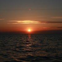 Ладожский закат :: Артур Капранов