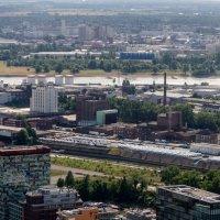 Панорама Дюссельдорфа :: Witalij Loewin