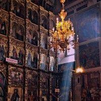 Церковь Царевича Димитрия На крови. 1692 год :: Олег Каплун