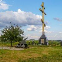 Поклонный крест :: Юлия Бабитко