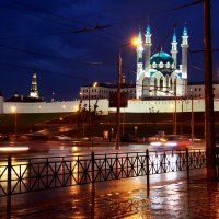 Кул Шариф в ночи прекрасна :: Наталья Серегина