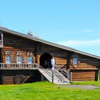 Дом Ошевневых :: Nikolay Monahov