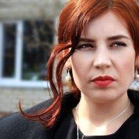 Рыжая... :: Елена Лабанова