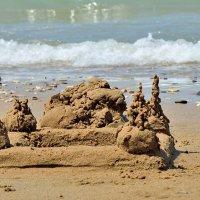 еще один песочный замок :: Мария Климова