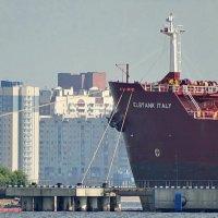 В порту. :: Владимир Гилясев