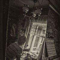 Открыла окно. Посвежело. :: Ирина Данилова