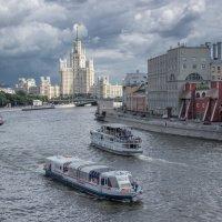 По Москве-реке :: Elena Ignatova