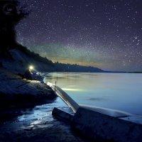 Ночной пейзаж :: Вячеслав Каликин