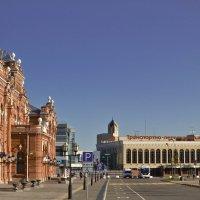 Казань, вокзал. :: cfysx