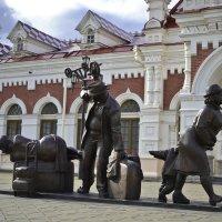 Ектаринбург. Музей истории свердловской железной дороги. :: cfysx