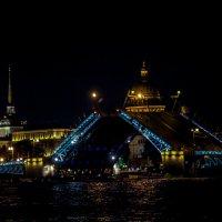 Разводные мосты :: Anastasia Silver