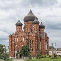 Успенский кафедральный собор в Туле :: Олег Пученков