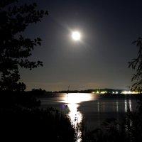 Лунная дорожка :: Сергей Судьин