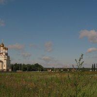 Церковь Петра и Февронии Муромских. :: Лена Минакова