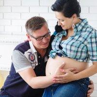 Будущие родители :: Оксана Оноприенко