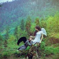 Ангелы :: Evgeniya